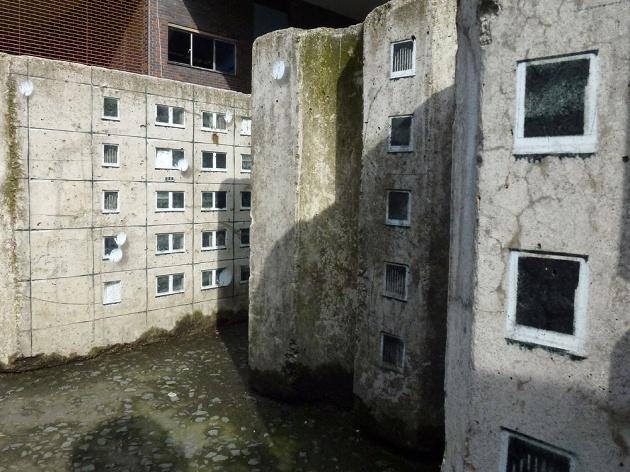EVOL – Smithfield Housing Estate. Photo Ink Eats Man